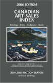 Canadian Art Sales Index 2006 Edition