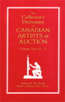 Collector's Dictionary of Canadian Artists at Auction Vol 2: G-L